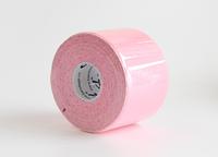 Кинезио тейп Kinesio tape DL NYLON 5 см х 5 м НЕЙЛОН розовый