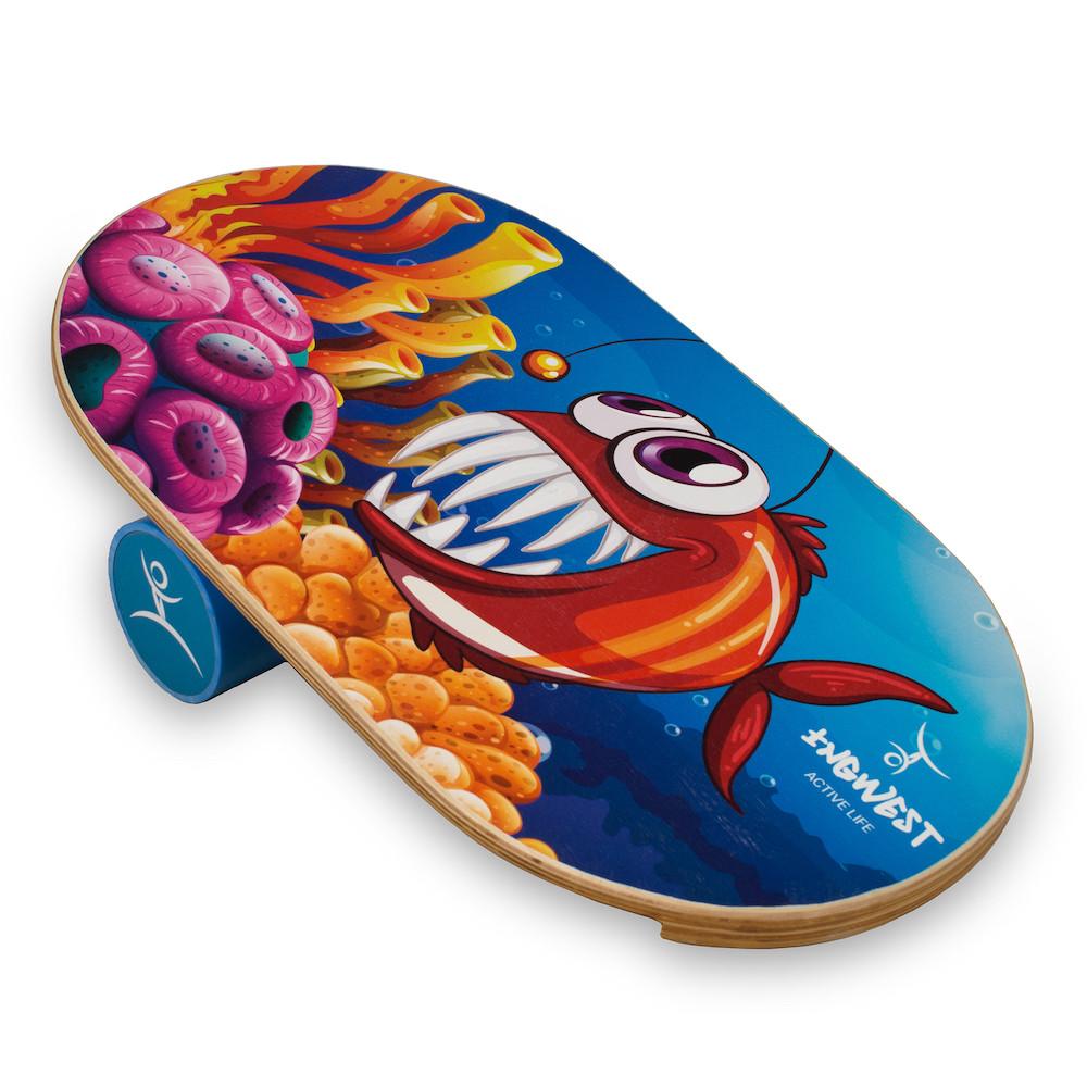 Балансборд Ingwest Crazy Fish (IW)