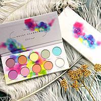 Тени для глаз  ZOEVA Sweet Glamour Palette