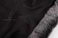 Мех дубленочный Тоскана черный бриса