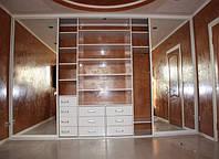 Встроенный шкаф-купе, Размер 3800*600*2500