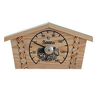 Термометр PISLA домик