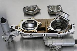 Установка ремкомплекта на двухваносные моторы M52TU М54