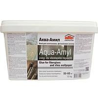 Клей для тяжелых обоев Дивоцвет Аqua-Amyl 10 кг