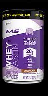 Протеин комплексный, EAS, Whey+Casein, 910 gram