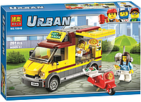 Конструктор Bela Urban Фургон пиццерия 10648, фото 1