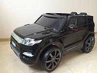 Детский электромобиль Land Rover (на р/у,пульт-Bluetooth,c 3-мя скоростями,плавный ход, 4-амортизатора,открываются двери с