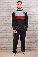 Мужской хлопковый костюм для дома Турция Night Angel E-0010 XL/XXL. Размер 52-54.