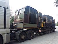 Ремонт і технічне обслуговування локомотивів
