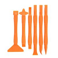 Набор пластиковых инструментов для ремонта мобильных телефонов 6 шт