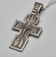 Серебряный крестик нательный