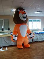 Надувной костюм льва