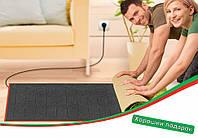 Мобильный тёплый пол, ковёр на основе инфракрасной плёнки 70 х 200 см. Мощность 240 Вт.