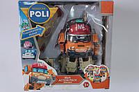 Трансформер-транспорт РОБОКАР ПОЛИ, в коробке, фото 1