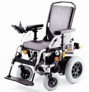 Кресла-коляски с электроприводом Модель 1.594 ЧЕМП, фото 1