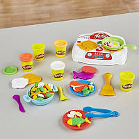 Тесто кухонная плита Play-Doh B9014