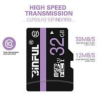 Micro SD, Карта памяти 32 ГБ. Binful.