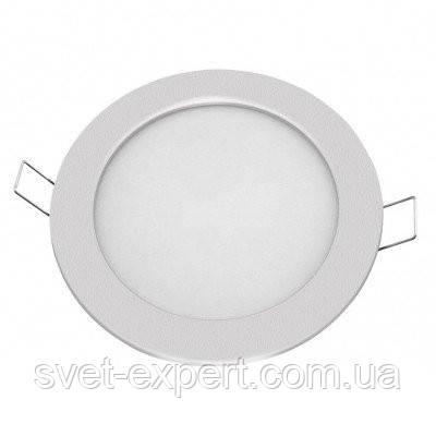Navigator 94347 NLP-R1-10W-R180-840-SL-LED встраиваемый круглый серебристый светильник 1