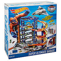 Трек Hot Wheels Супер Гараж Гигант Ультимейт - Super Ultimate Garage FDF25