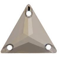 Стразы Swarovski пришивные 3270 Crystal Metallic Light Gold