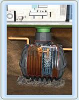 Система автономной канализации для дома (4 чел) Picobell Graf (Германия)