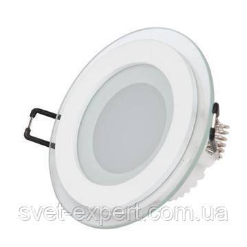 Светильник DOWNLIGHTS (круг) LED 6W 6400K белый