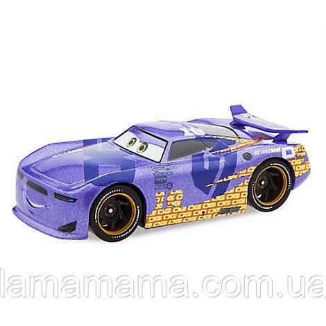 Машинка из литого металла Даниэль Свервез Верти Daniel Swerwez die cast Car Оригинал Дисней