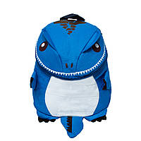 "Рюкзак ""Dragon"" 3 Цвета Голубой, фото 1"