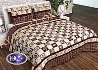 Набор постельного белья бязь №пл209 Полуторный