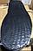 След , подошва Vioptz 343mmx143mmx3,9mm цвет чёрный, фото 4
