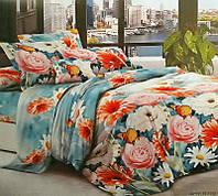 Набор постельного белья бязь №пл208 Полуторный, фото 1