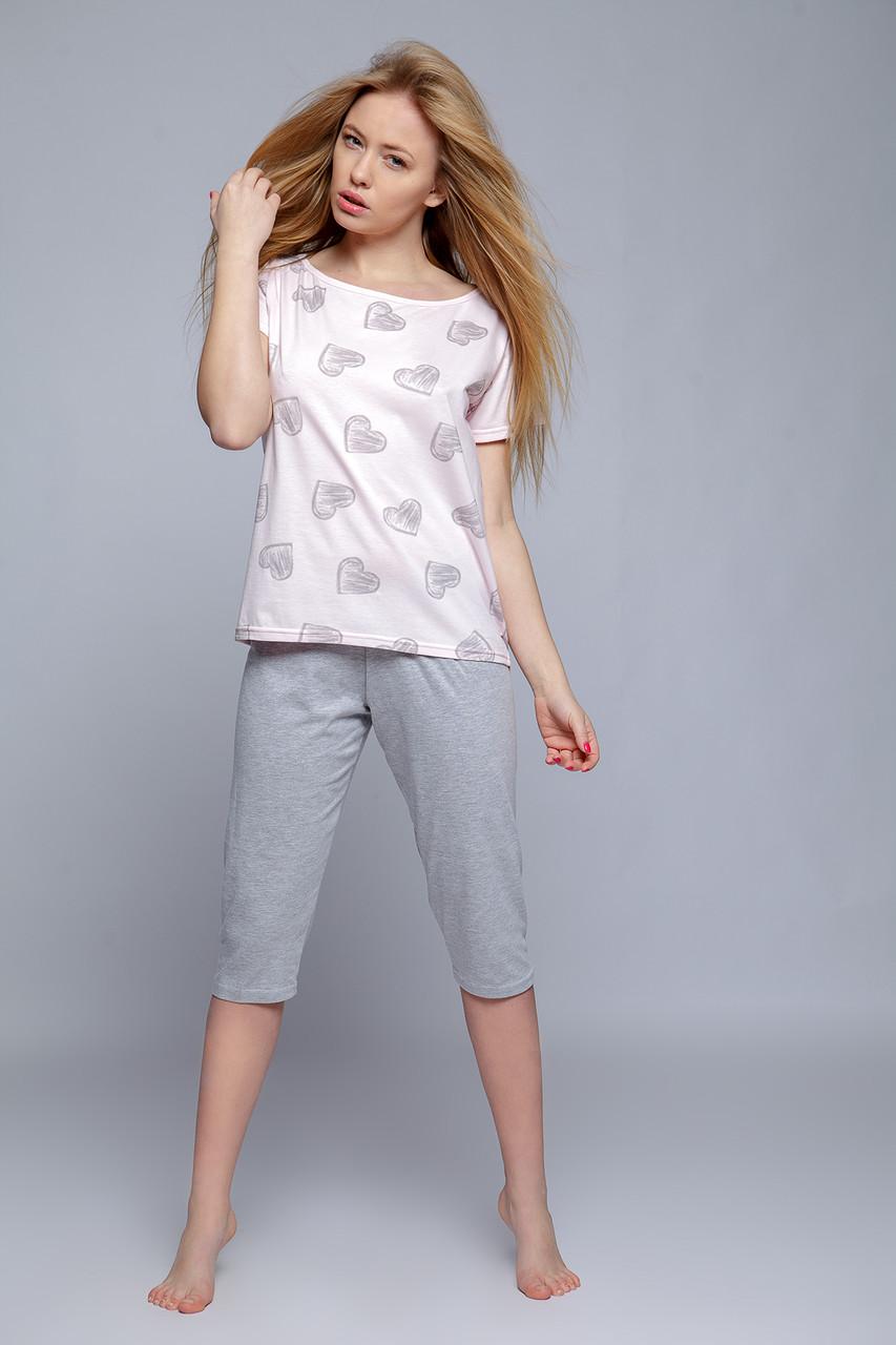 Женская пижама из хлопка высокого качества.Sensis.Польша