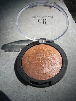 Запеченные бронзеры для лица e.l.f. Studio Baked Bronzer - Bora Bora, фото 2
