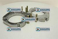 Подставка под амортизатор Ланос, Сенс передний к-т 2шт метал+болты (проставка) ДЭУ Lanos