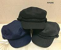 Женская Стильная Кепка  Baker boy cap 0141(32)