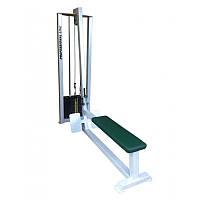 Блок для м'язів спини (нижня тяга)