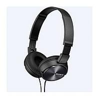 Наушники-гарнитура Sony MDR-ZX310 (Black)