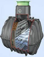 Септик для канализации Carat 3750 л (Graf Германия)