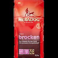 Корм Мера Дог Броккен Mera Dog Brocken для собак с нормальной активностью с птицей 12,5 кг
