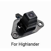 Штатная камера Highlander. Камера заднего вида. Штатная камера заднего вида Toyota Highlander, фото 1