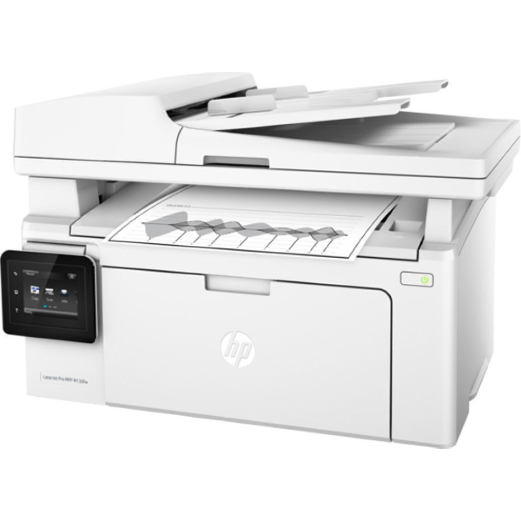 Многофункциональное устройство HP LaserJet M130fw з Wi-Fi (G3Q60A)