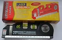 Лазерный уровень с рулеткой Laser LevelPRO 3
