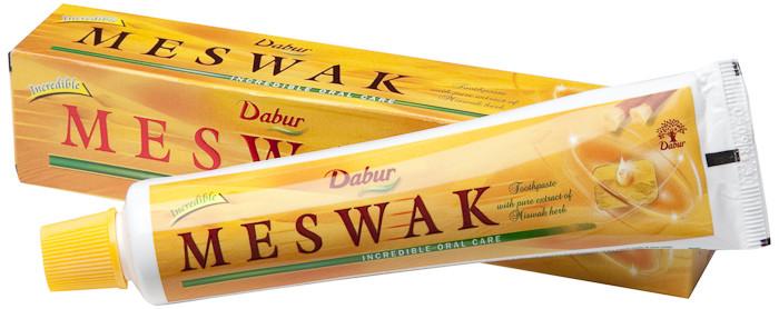 Зубная паста Мишвак, Meswak, Мешвак Дабур 100 мл
