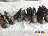 Обувь мужская+детская секонд хенд.