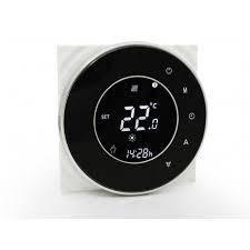 Терморегулятор BHT 5000 sensor (чорний, білий)