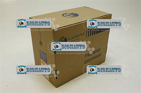 Радиатор отопителя Нексия алюминиевый Лузар ДЭУ Nexia (LRh DWEs94312)