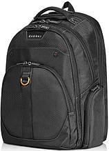 """Рюкзак с отделом для ноутбука до 15,6"""" Everki Atlas EKP121S15 черный"""