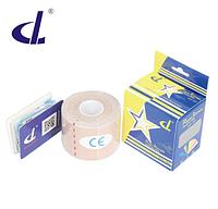 Кинезио тейп Kinesio tape DL RAYON 5 см х 5 м  ВИСКОЗА телесный