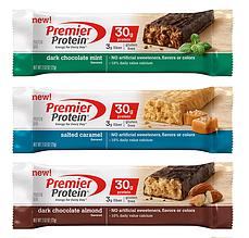 Протеїнові батончики, Premier Protein Bar, - 72гр