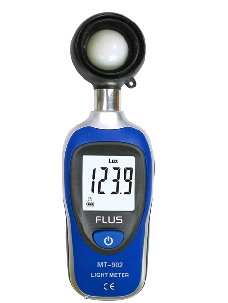 Цифровий люксметр FLUS MT 902
